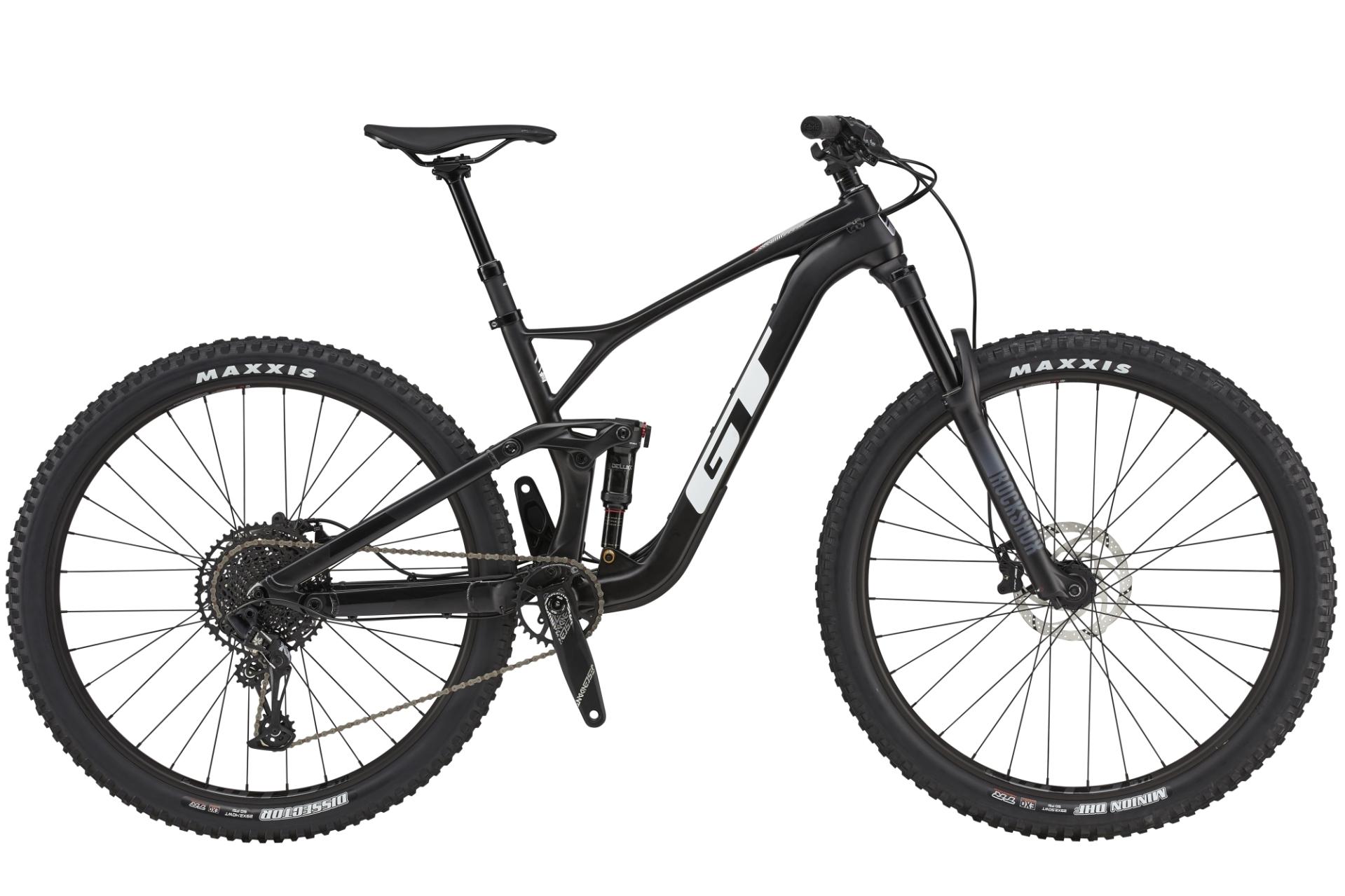 "GT Sensor Carbon Elite férfi 29"" trail kerékpár - fekete - L (2021)"