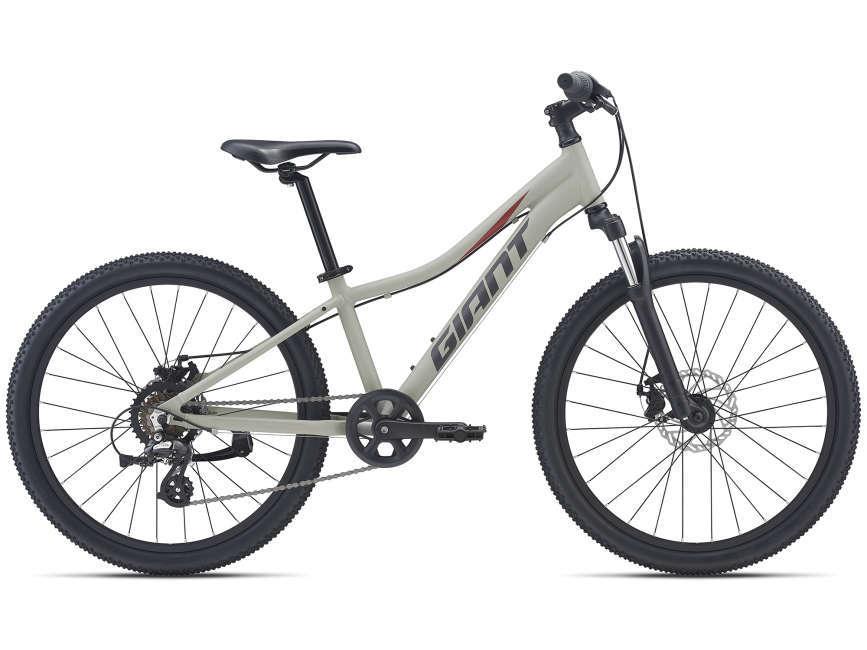 """GIANT XTC JR DISC fiú 24"""" kerékpár - szürke (2021)"""