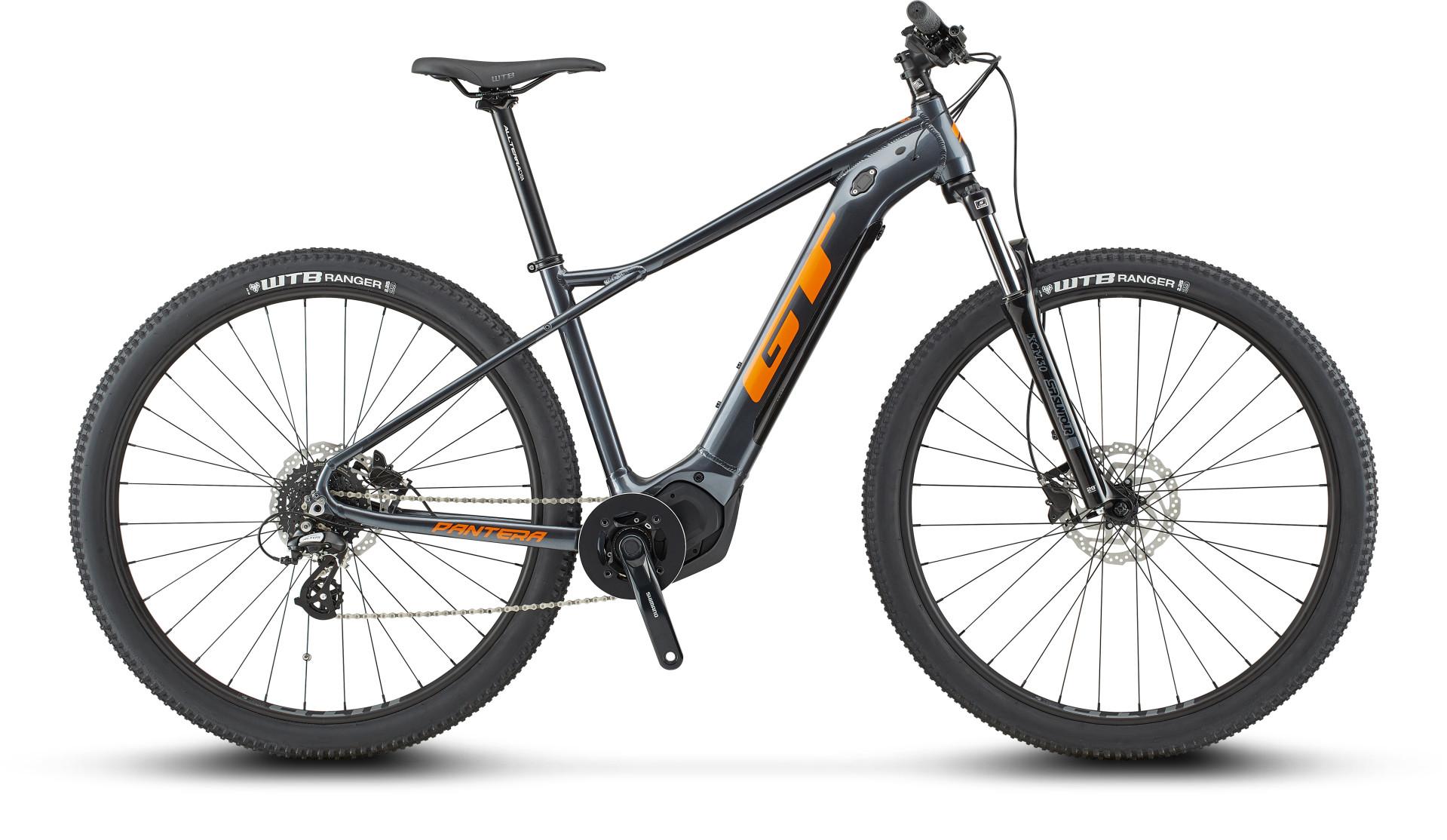 """GT e-Pantera Dash férfi 29"""" MTB pedelec kerékpár - szürke - L (2021)"""