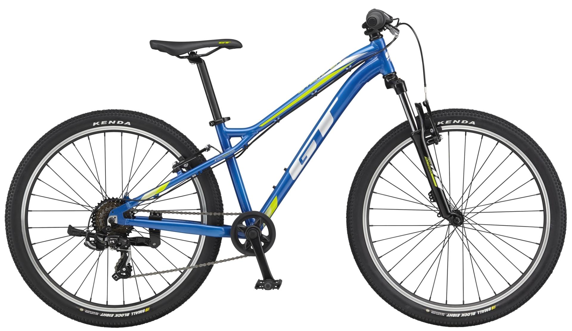 """GT Stomper Prime fiú 26"""" MTB kerékpár - fekete (2021)"""