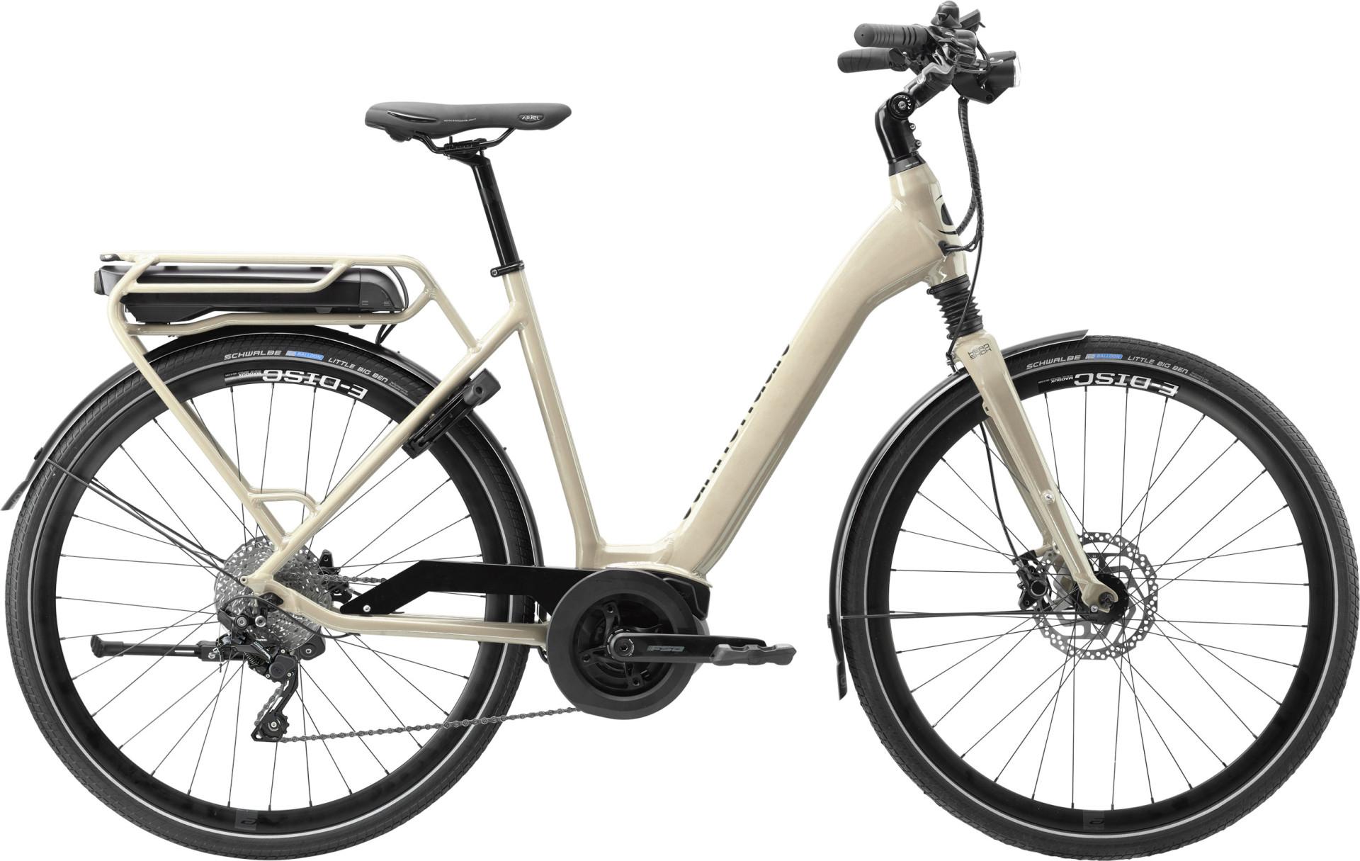 Cannondale Mavaro Active City Remixte pedelec városi kerékpár - pezsgő - 47 cm (2021)