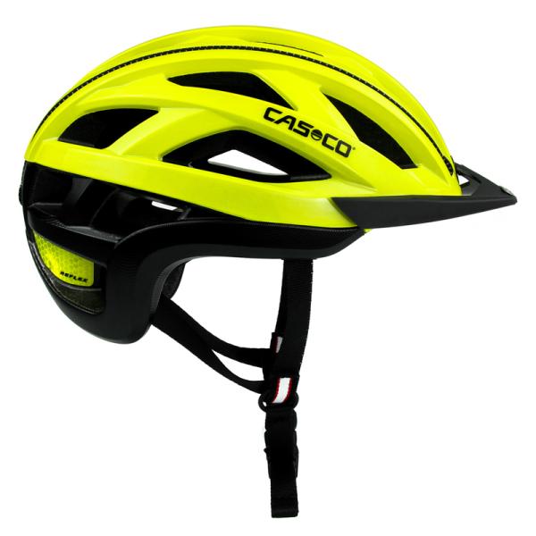 Casco CUDA 2 MTB sisak - neon sárga (59-62 cm)