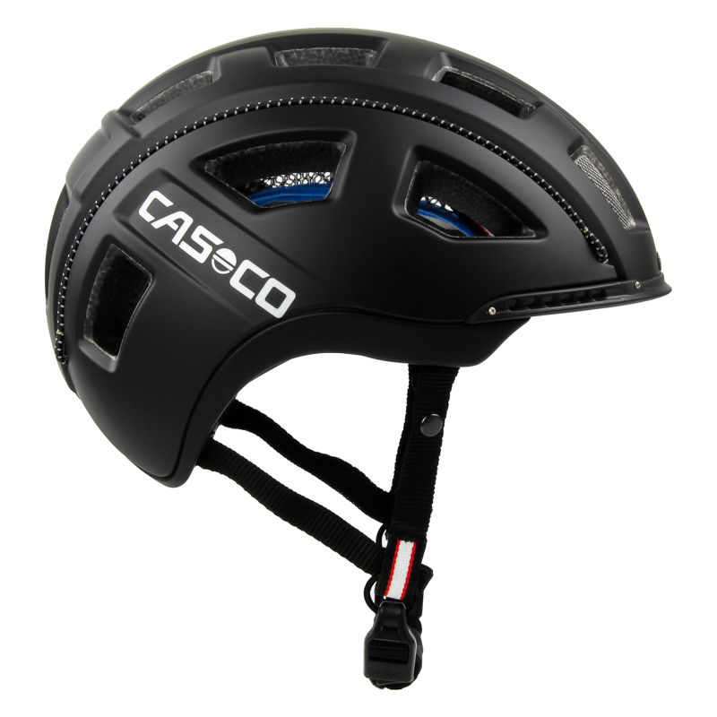 Casco E.Motion 2 sisak - matt fekete (58-62 cm)