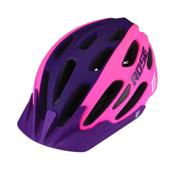 Extend ROSE sisak - matt pink/lila (52-55 cm)