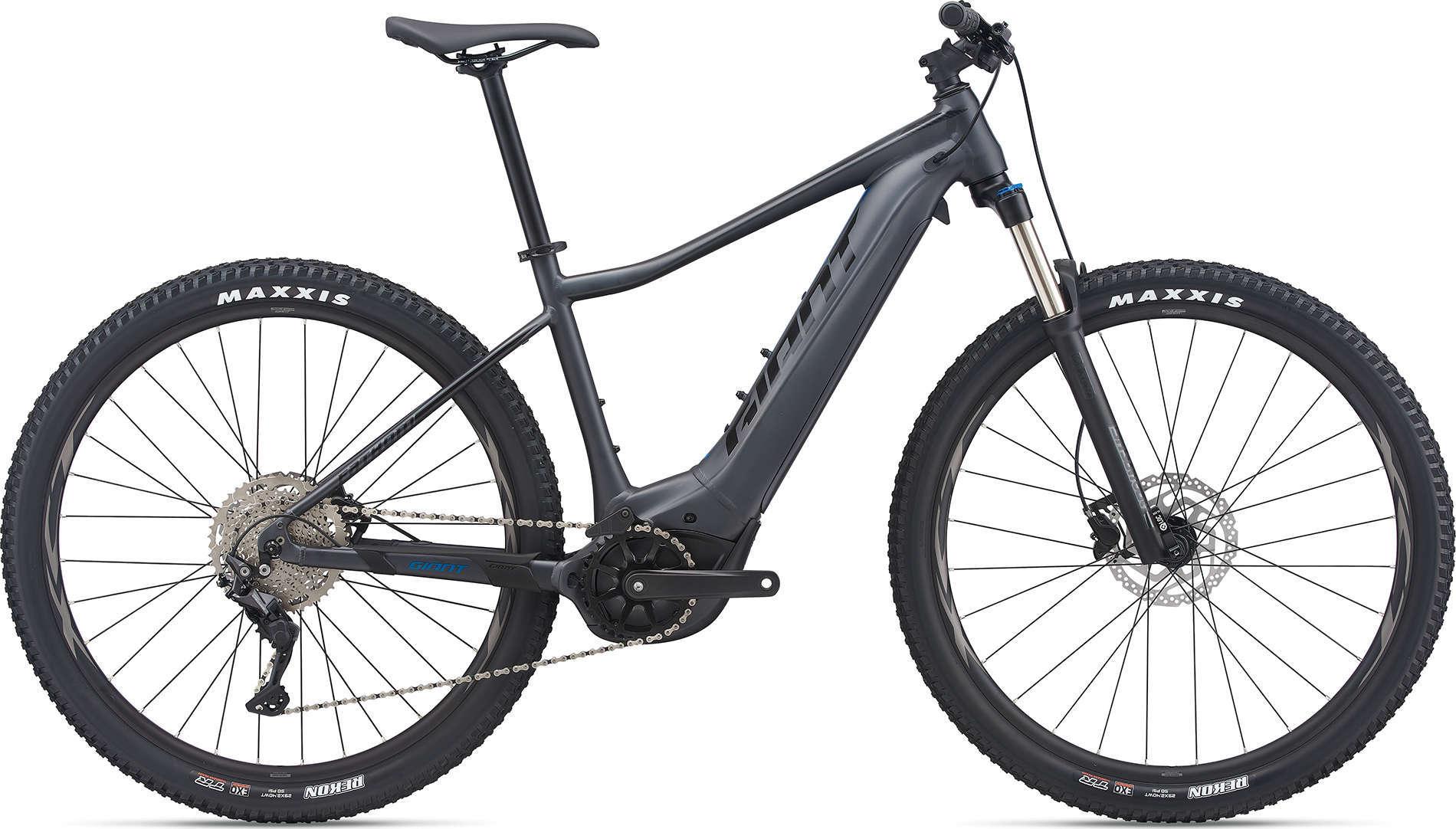 """GIANT Fathom E+ 2 férfi 29"""" MTB pedelec kerékpár - fekete - L (2021)"""