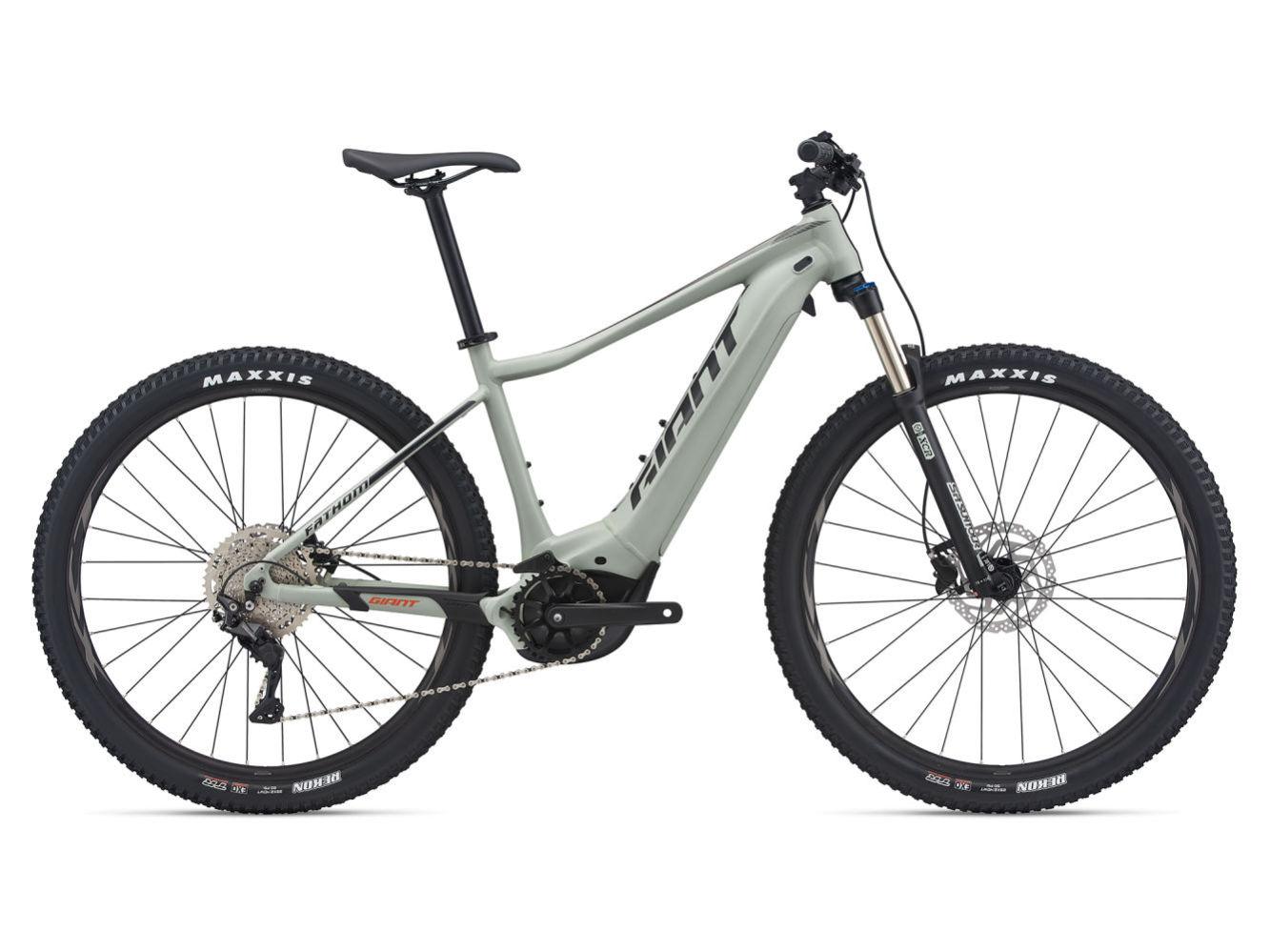 """GIANT Fathom E+ 2 férfi 29"""" MTB pedelec kerékpár - zsálya - XL (2021)"""