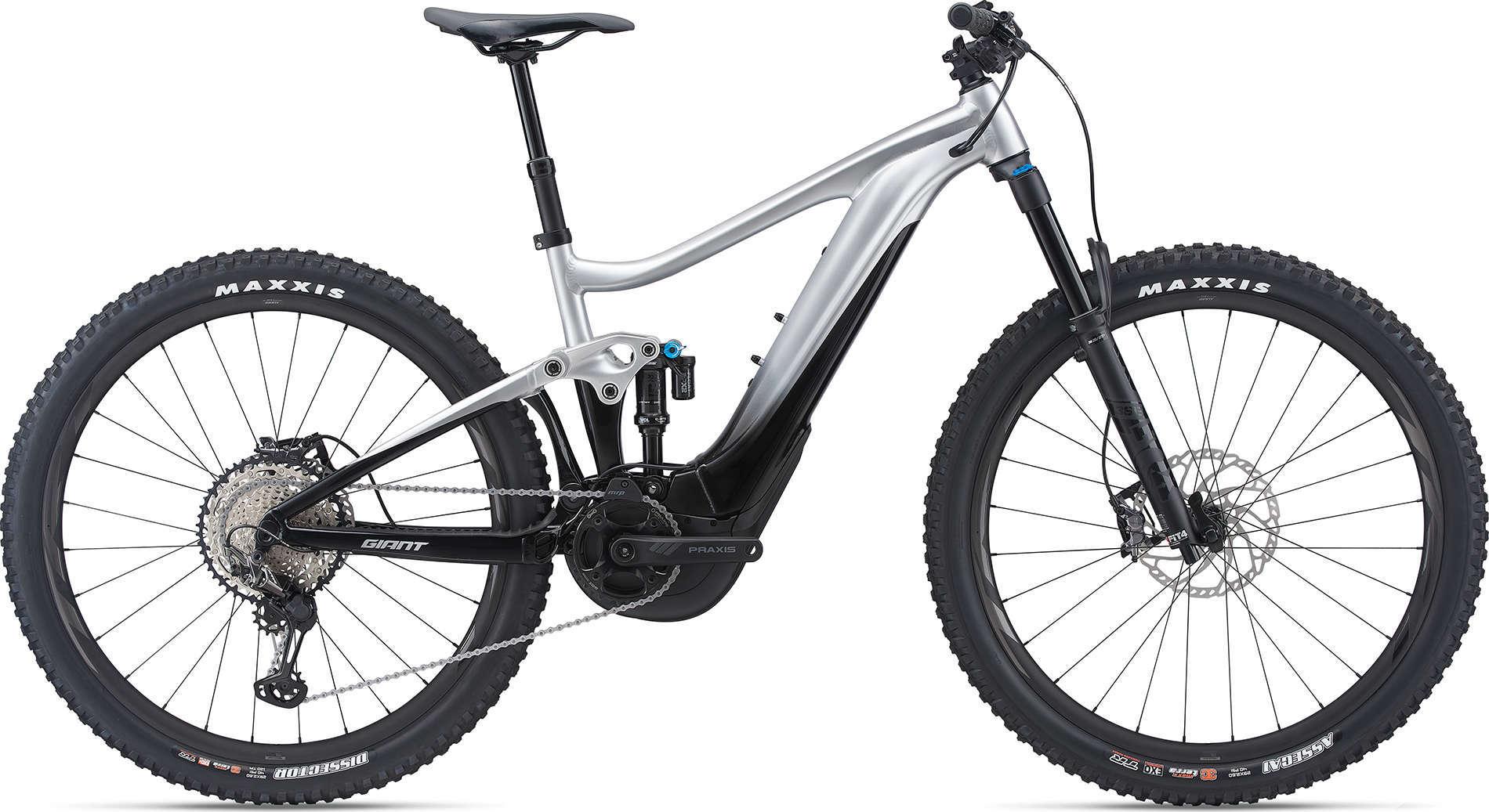 """GIANT Trance X E+ 1 Pro férfi 29"""" trail kerékpár - XL (2021)"""