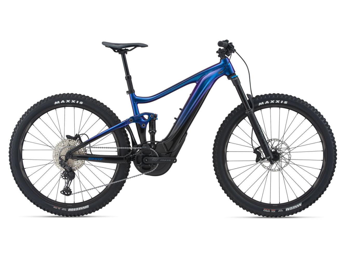 """GIANT Trance X E+ 2 Pro férfi 29"""" trail pedelec kerékpár - kaméleon - M (2021)"""