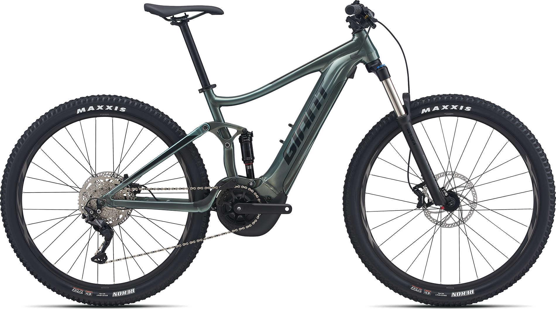 "GIANT Stance E+ 2 férfi 29"" trail pedelec kerékpár - S (2021)"