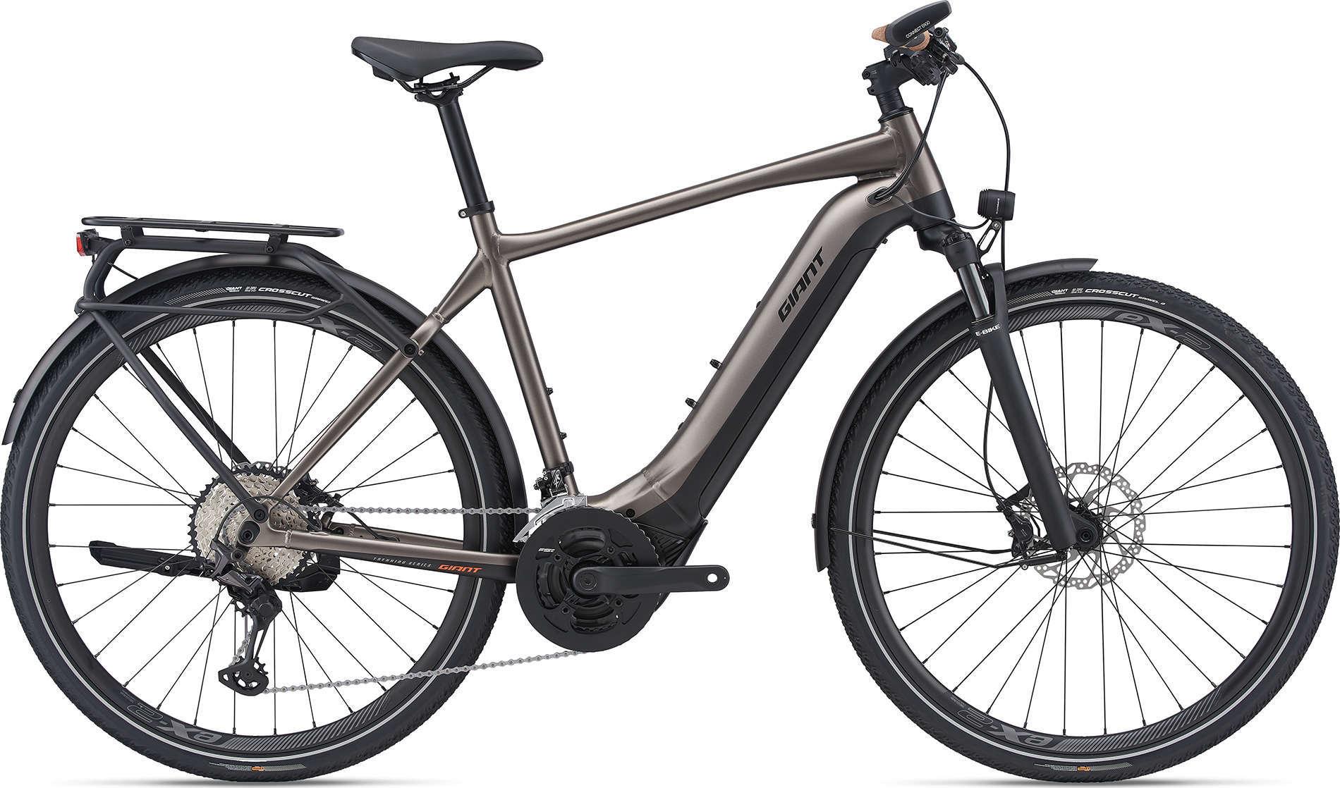 GIANT Explore E+ 0 Pro GTS férfi trekking pedelec kerékpár - M (2021)