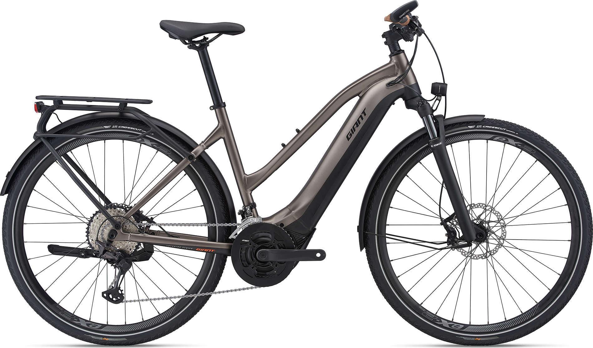 GIANT Explore E+ 0 Pro STA férfi trekking pedelec kerékpár - M (2021)