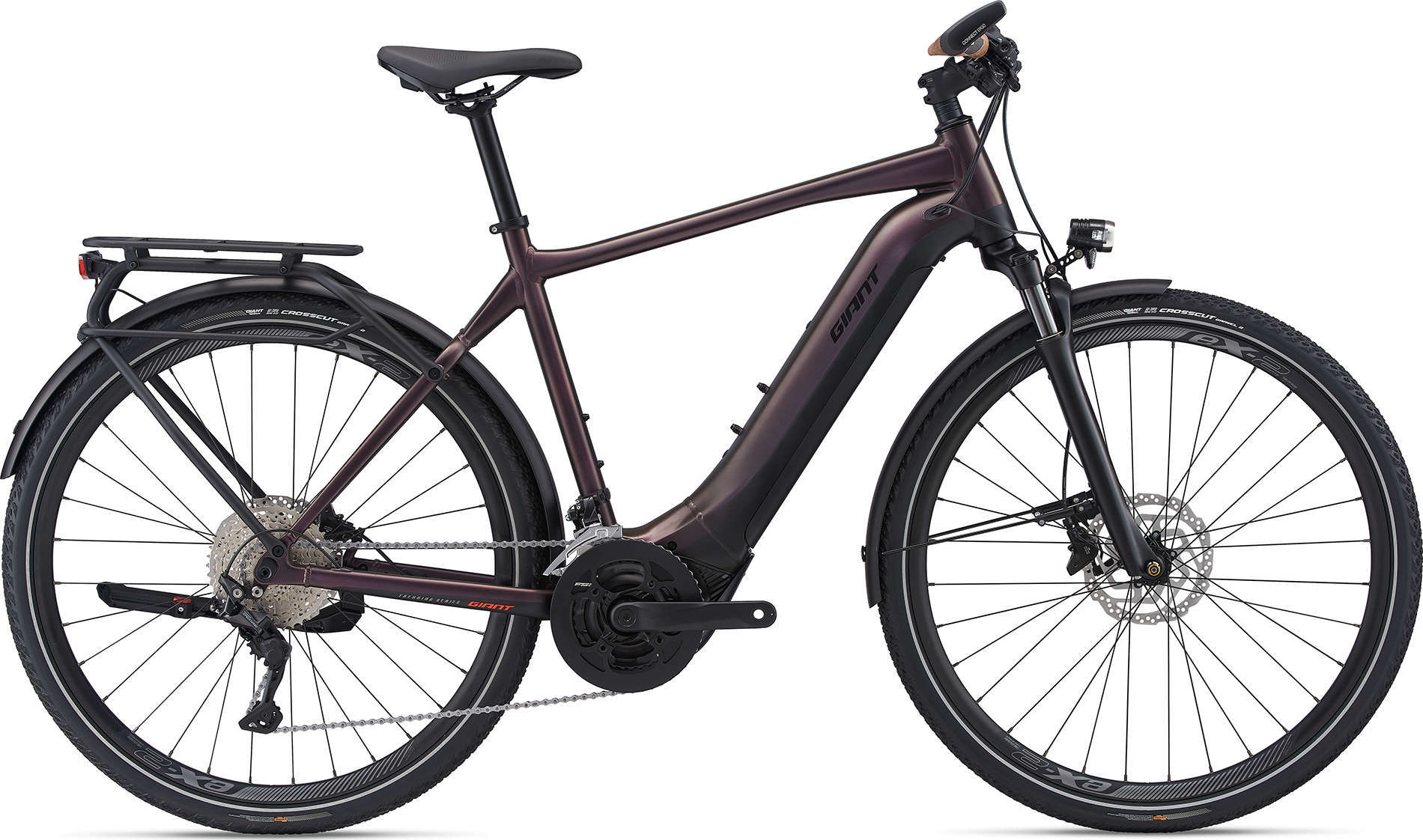 GIANT Explore E+ 1 Pro GTS férfi trekking pedelec kerékpár - L (2021)