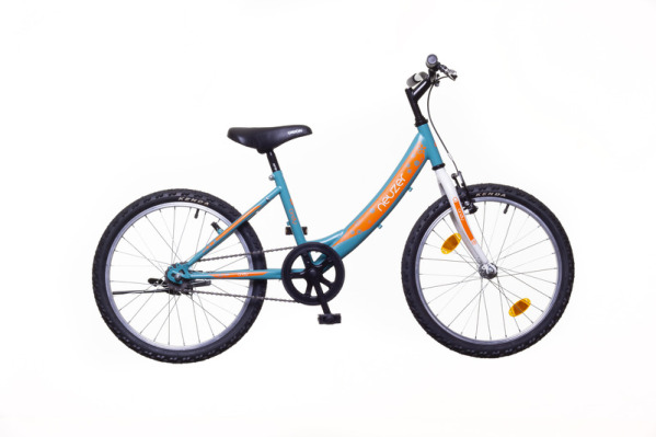 Neuzer CINDY 20 1S gyermek kerékpár - türkiz/narancs (2020)