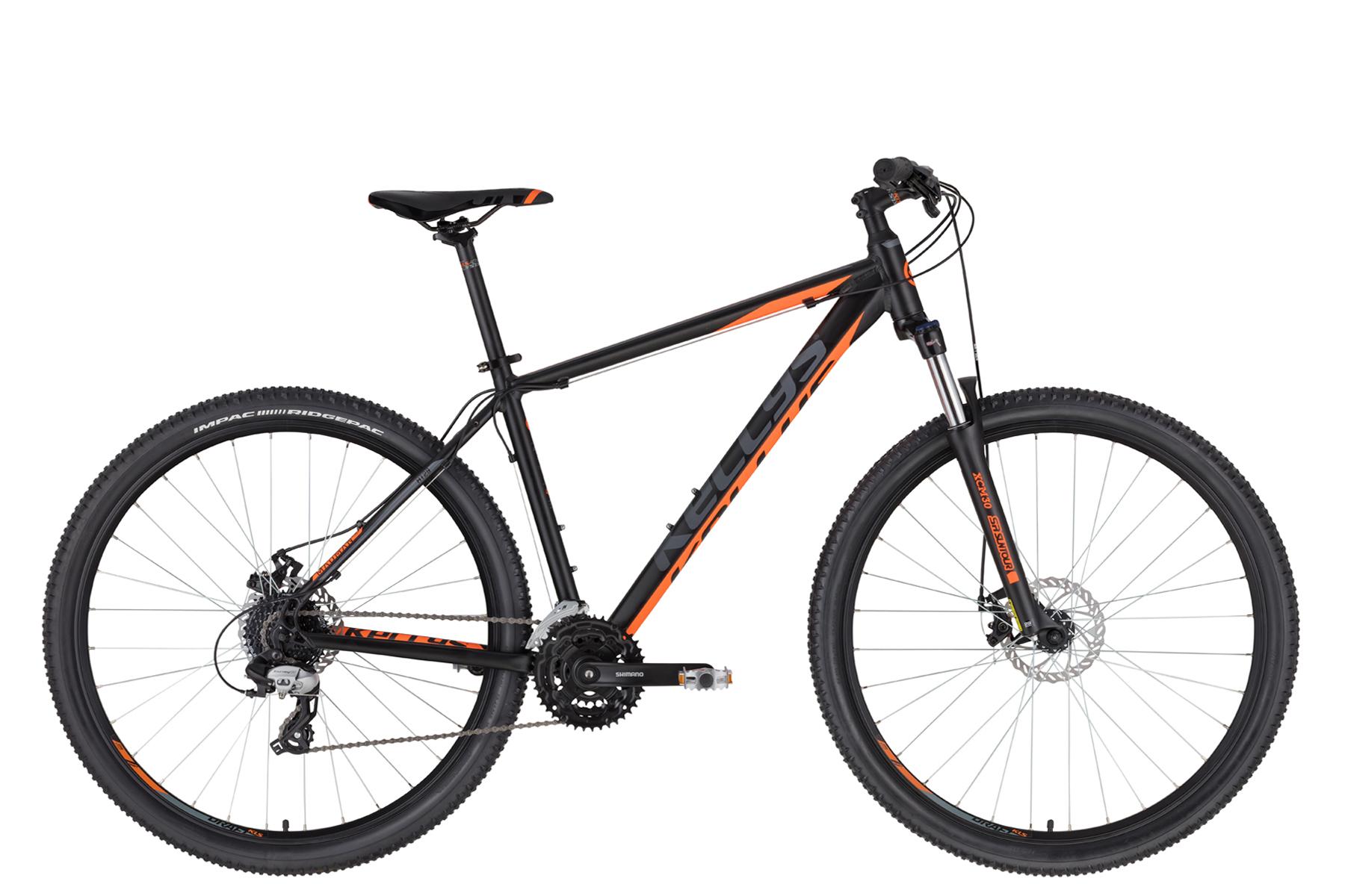 """KELLYS Madman 30 férfi 26"""" MTB kerékpár - fekete - XS (2020)"""