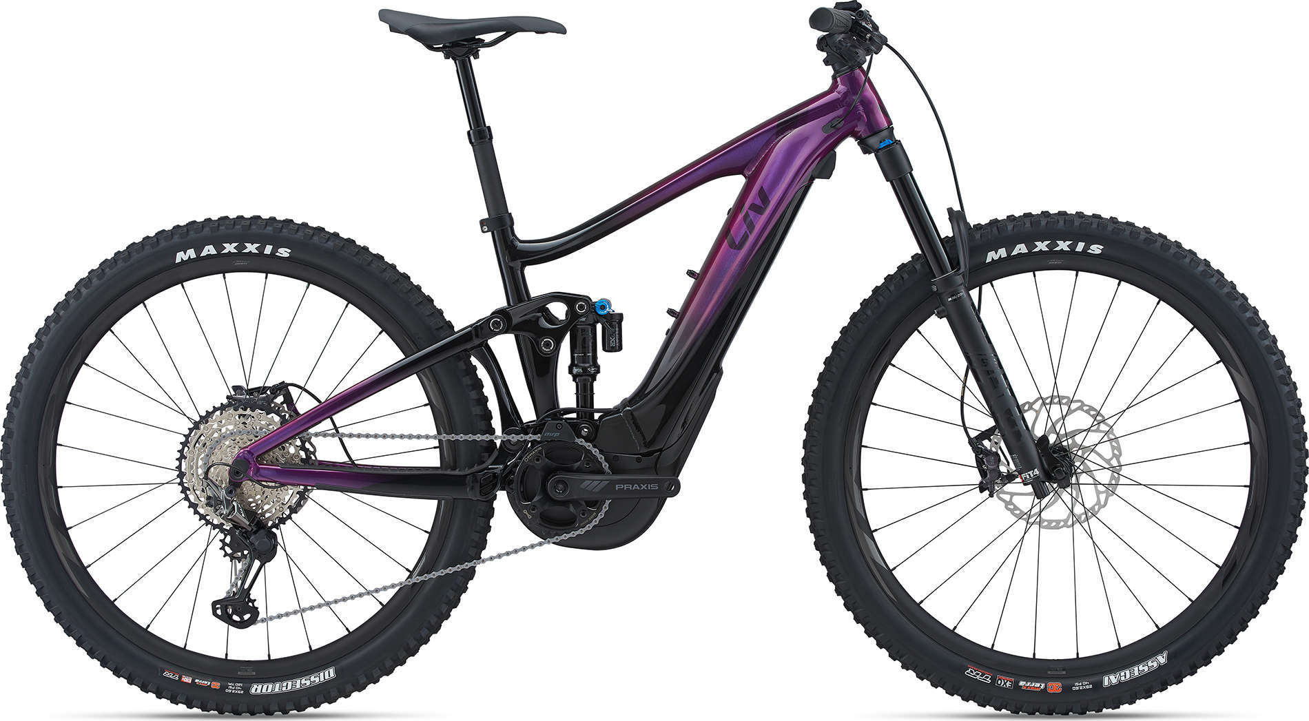 """LIV Intrigue X E+ 1 Pro női 29"""" trail pedelec kerékpár - L (2021)"""