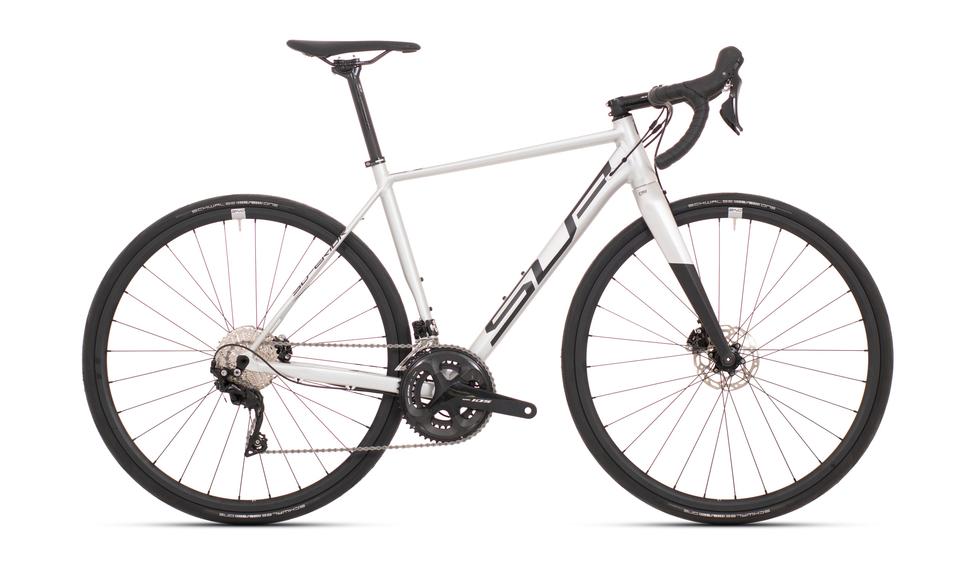 Superior X-ROAD Issue gravel kerékpár - matt ezüst - 54 cm (M) (2021)