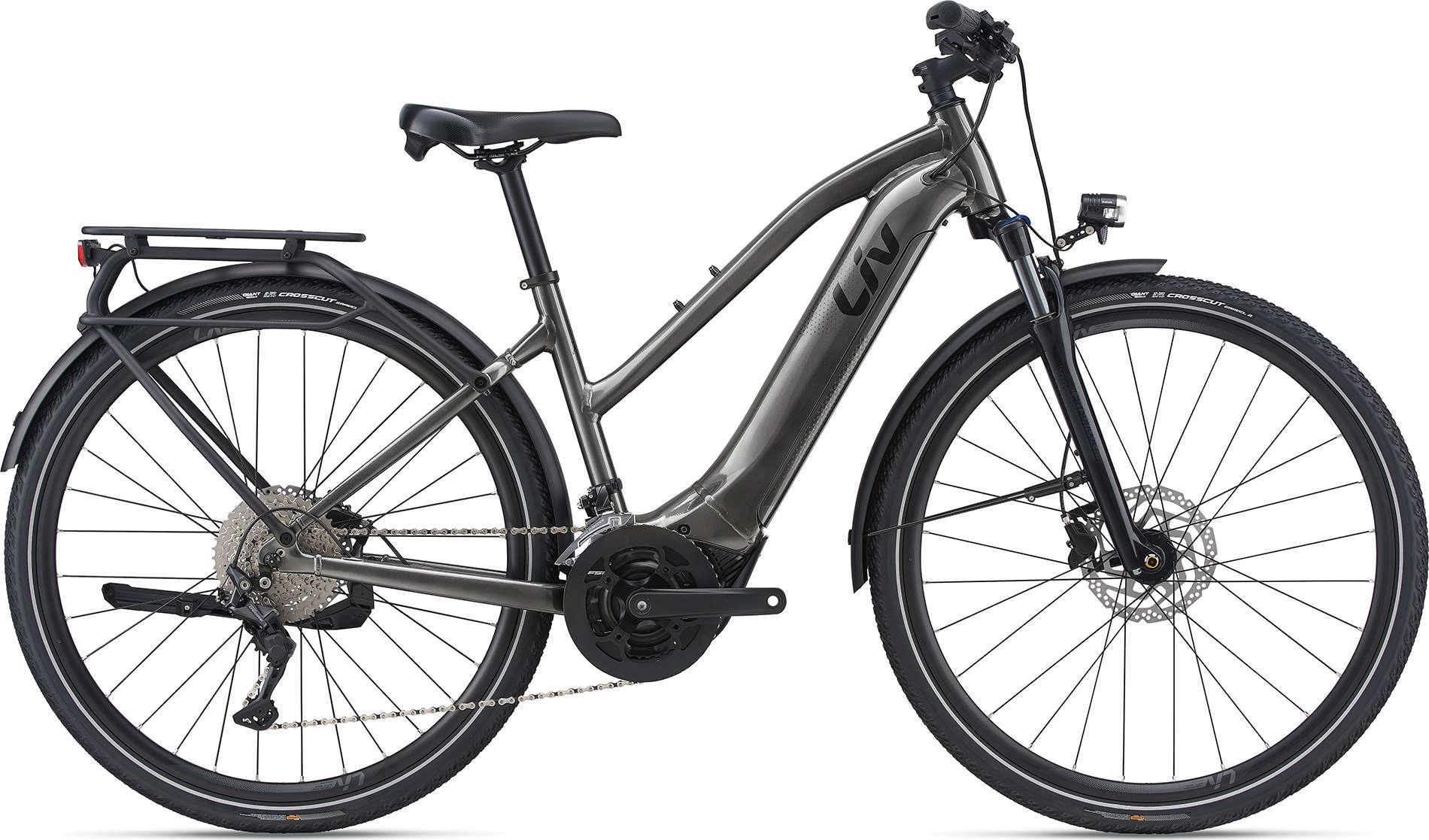 LIV Amiti-E+ 1 női trekking pedelec kerékpár - S (2021)