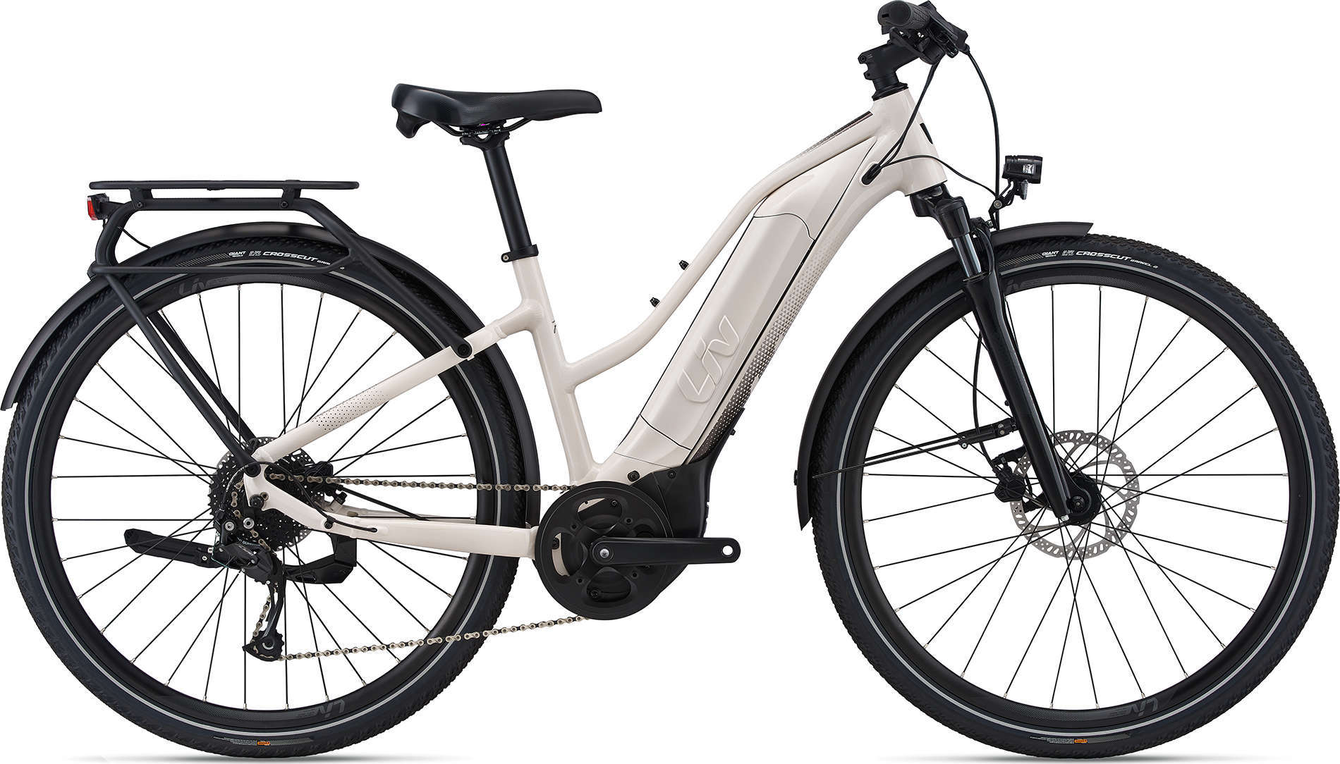 LIV Amiti-E+ 3 női trekking kerékpár - M (2021)
