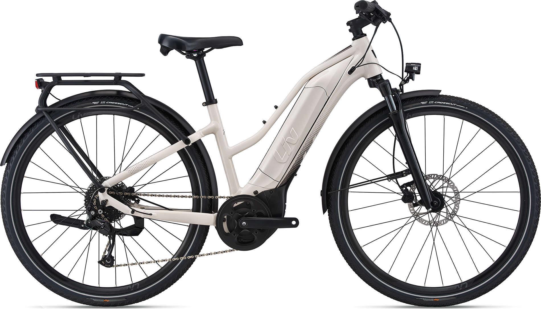 LIV Amiti-E+ 3 női trekking kerékpár - L (2021)