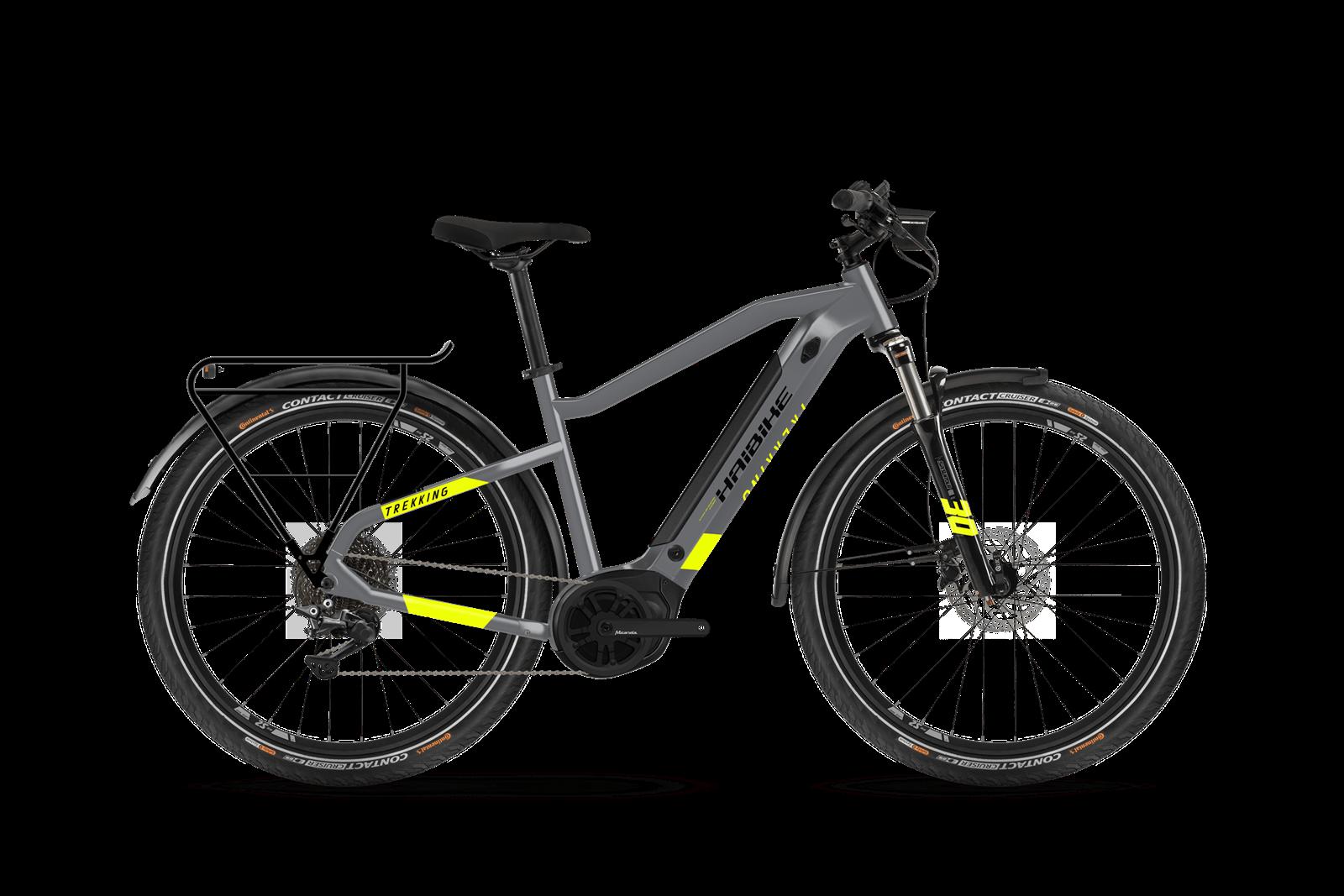 HAIBIKE Trekking 6 férfi trekking pedelec kerékpár - XL (2021)