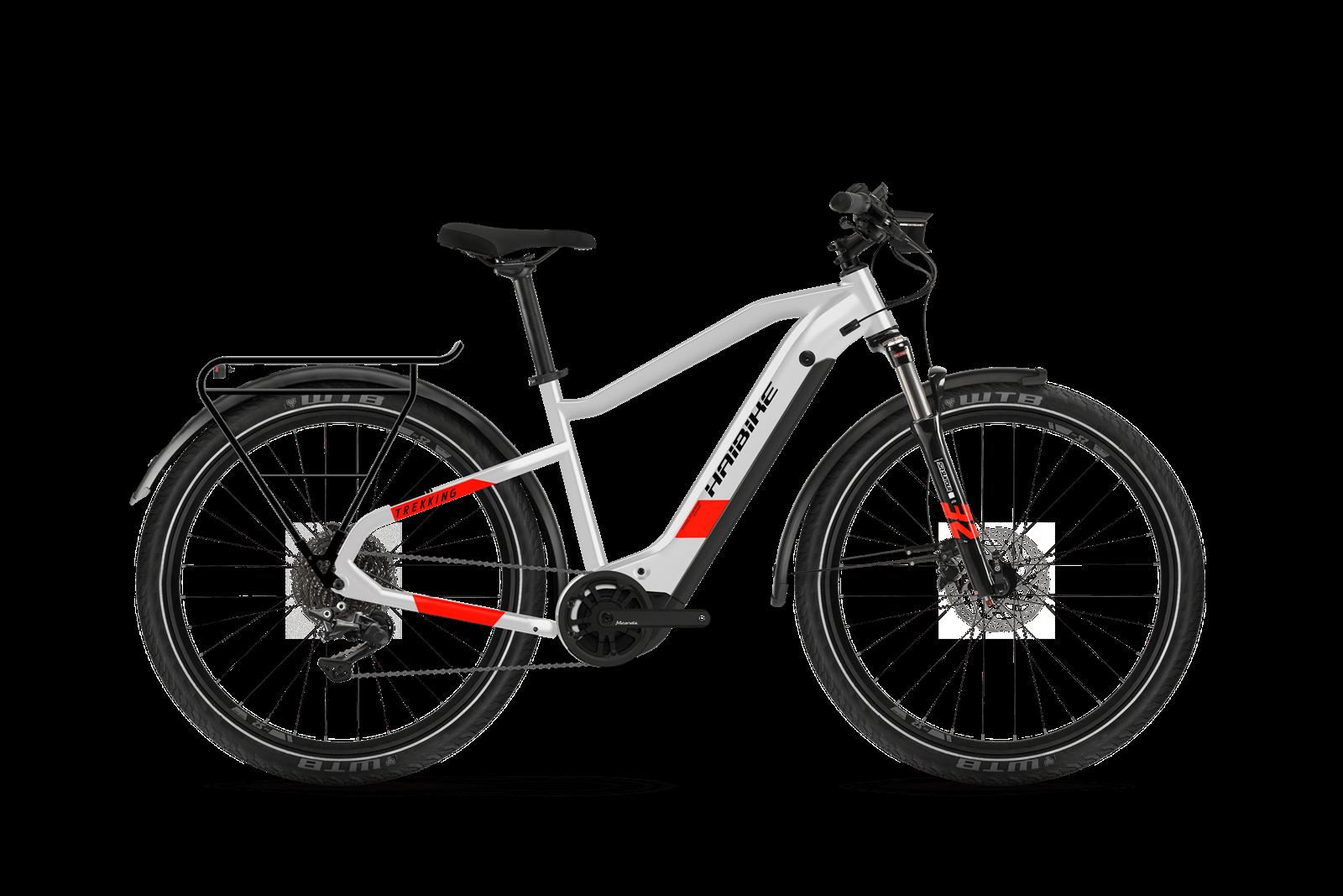 HAIBIKE Trekking 7 férfi trekking pedelec kerékpár - szürke - L (2021)