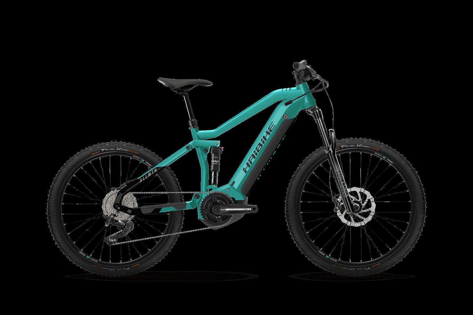 HAIBIKE AllMtn 1 MTB pedelec kerékpár - akvamarin - M (2021)