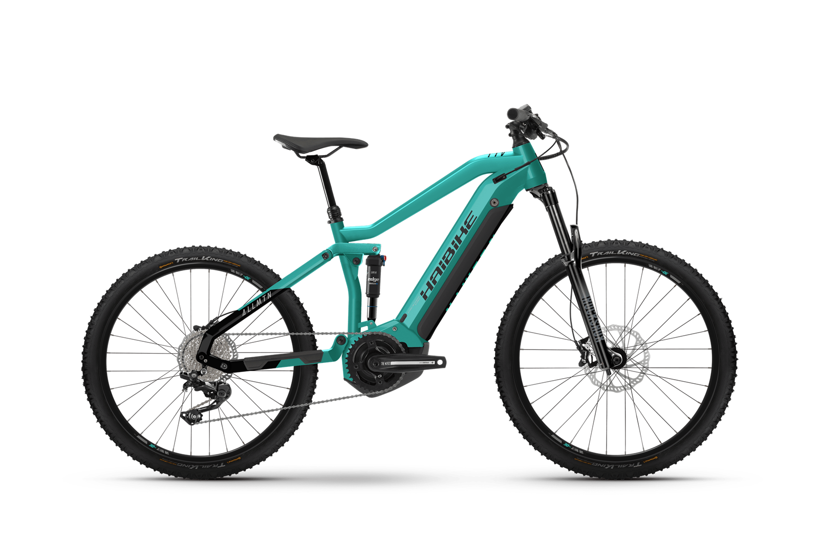 HAIBIKE AllMtn 1 MTB pedelec kerékpár - akvamarin - L (2021)