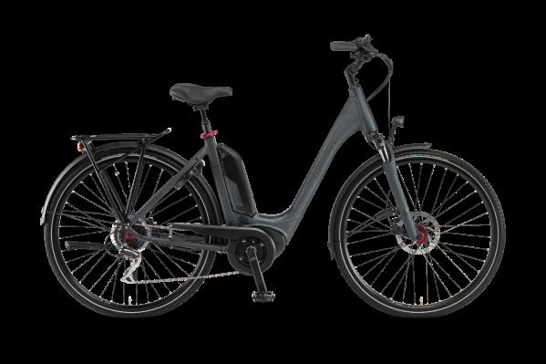 "Winora Sinus Tria 8 Monotube női 28"" pedelec kerékpár - szürke - 50 cm (2021)"