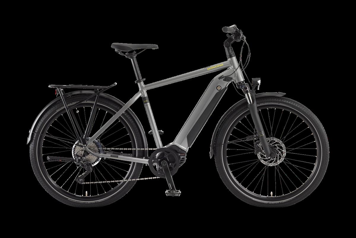 WINORA Sinus iX10 férfi trekking pedelec kerékpár - 60 cm (2021)