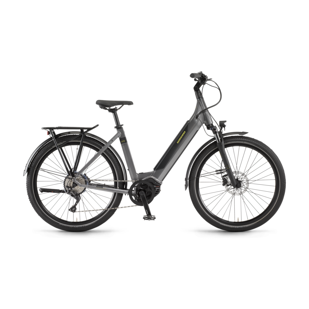 WINORA Sinus iX10 Monotube trekking pedelec kerékpár - 50 cm (2021)