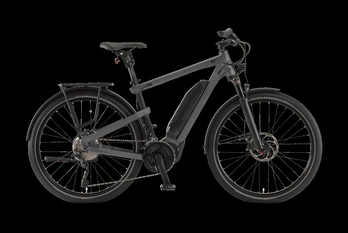 WINORA Yakun Tour férfi trekking pedelec kerékpár - 43 cm (2021)
