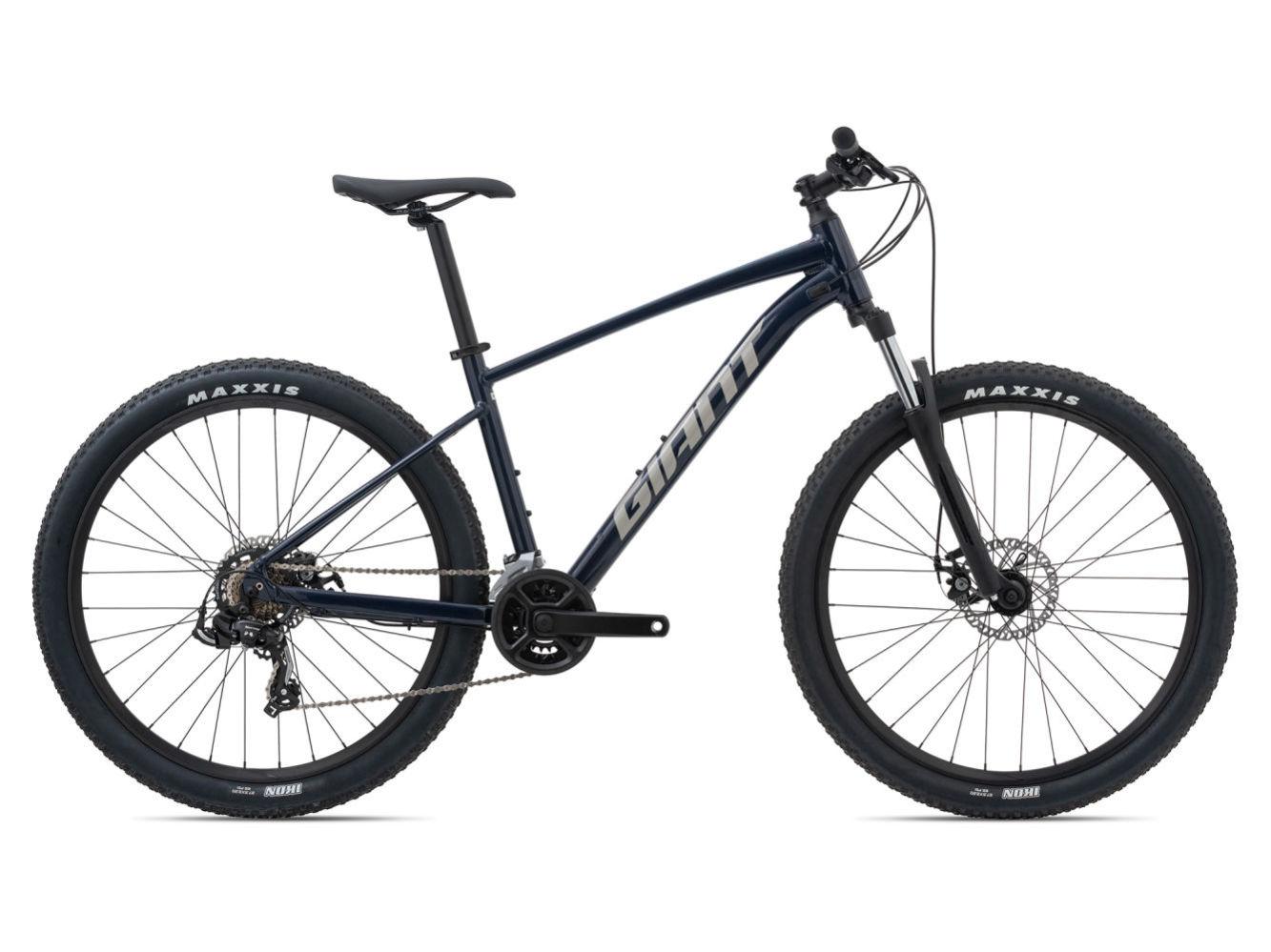 """GIANT Talon 4 (GE) férfi 27.5"""" MTB kerékpár - kék - M (2021)"""