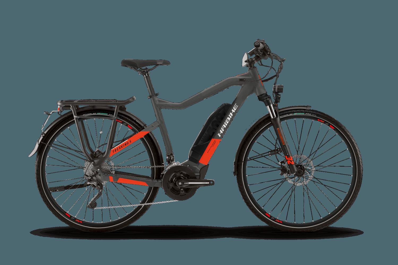 HAIBIKE Trekking S 9 férfi trekking pedelec kerékpár - S (2021)