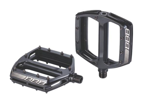 BBB BPD-36 CoolRide kerékpáros pedál MTB - fekete