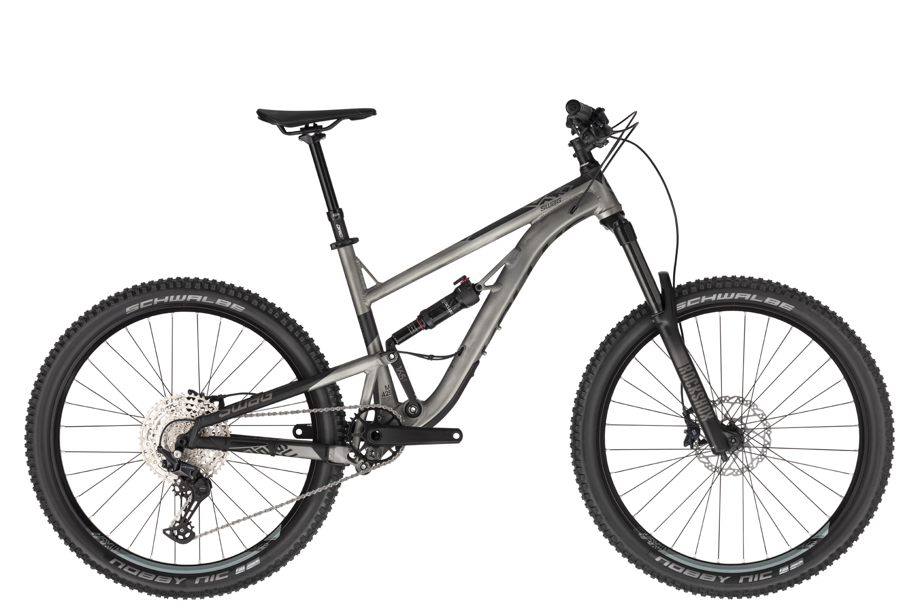 "KELLYS Swag 10 férfi 29"" enduro kerékpár - szürke - M (2021)"