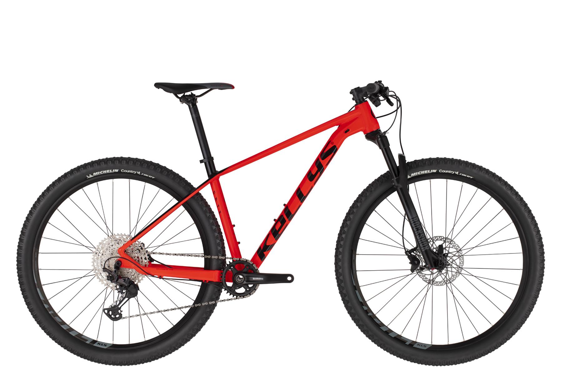 "KELLYS Gate 50 férfi 29"" MTB kerékpár - piros - M (2021)"