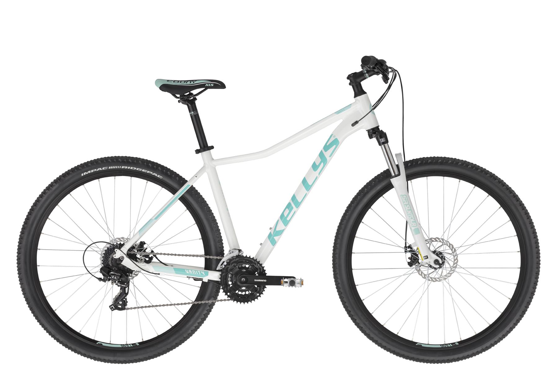 """KELLYS Vanity 30 női 29"""" MTB kerékpár - fehér - M (2021)"""