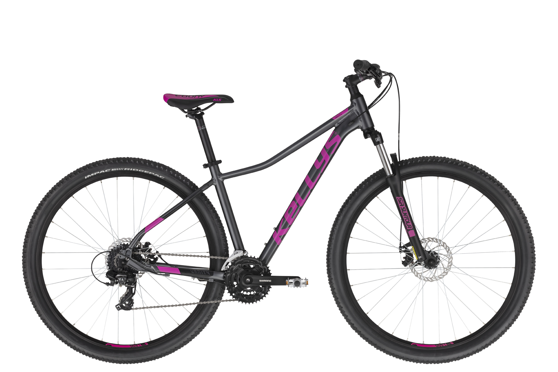 """KELLYS Vanity 30 női 29"""" MTB kerékpár - szürke - L (2021)"""