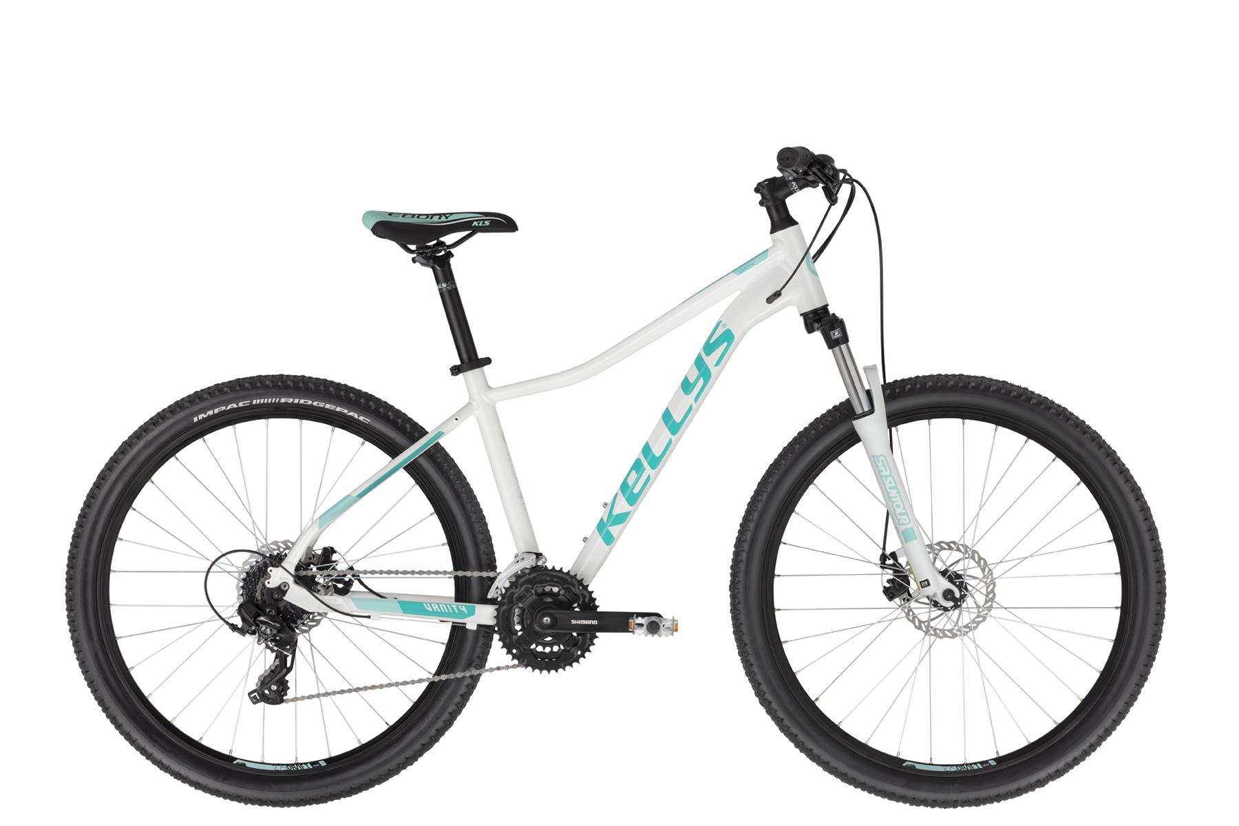 """KELLYS Vanity 30 női 26"""" MTB kerékpár - fehér - XS (2021)"""
