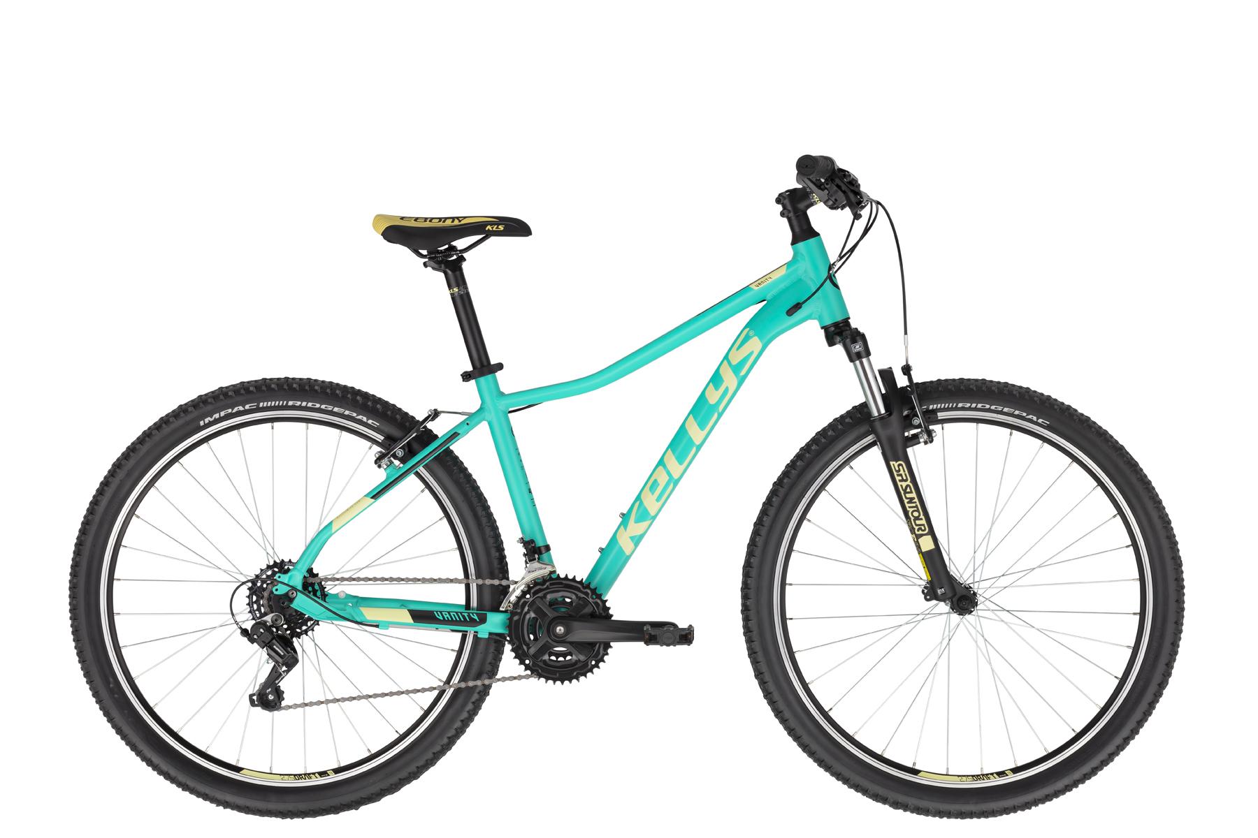 """KELLYS Vanity 10 női 27.5"""" MTB kerékpár - aqua - S (2021)"""