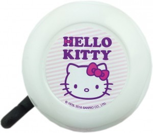 Hello Kitty csengő - fehér