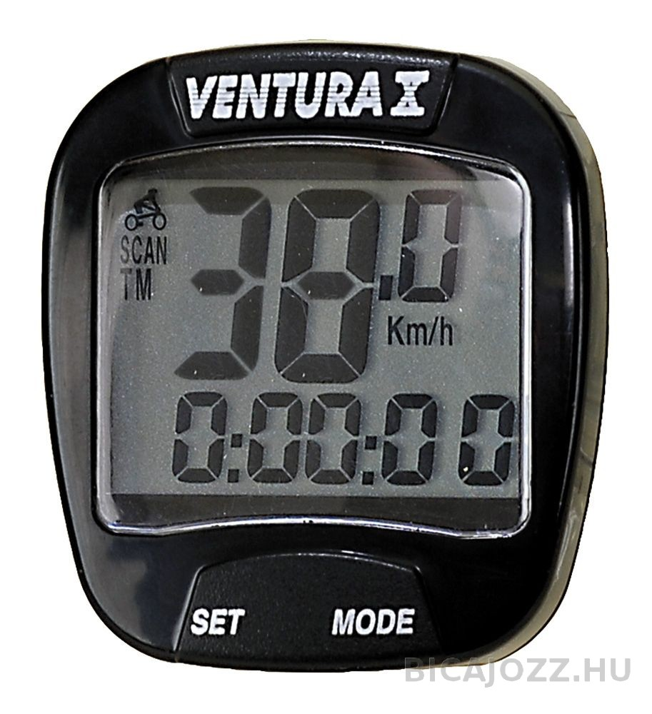 Ventura 10 vezetékes computer - fekete