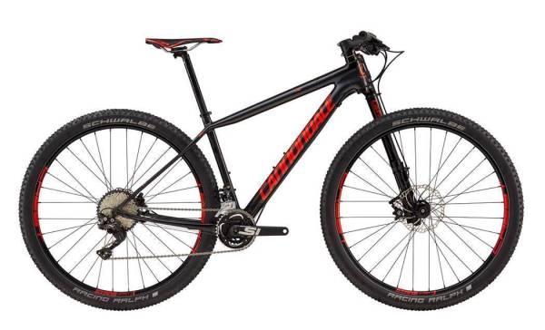 "Cannondale F-Si 3 Carbon férfi 29"" MTB kerékpár - fekete - L (2018)"