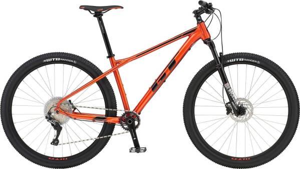 """GT Avalanche Expert férfi 29"""" MTB kerékpár - narancs - XL (2019)"""