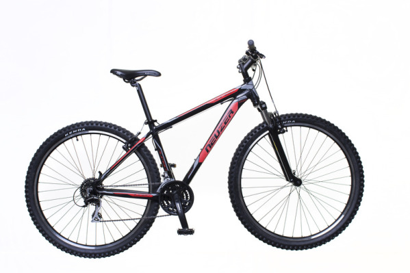 """Neuzer Jumbo Sport férfi 29"""" MTB kerékpár - fekete/piros - 21"""