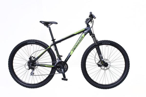 """Neuzer Jumbo Sport Hydr férfi 29"""" MTB kerékpár - fekete/zöld - 19"""