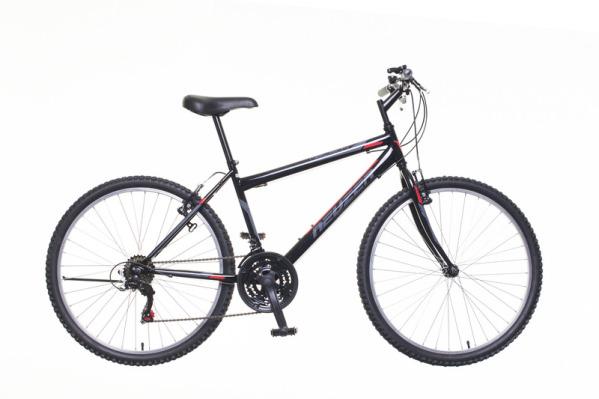 """Neuzer Nelson 18 férfi 26"""" MTB kerékpár - fekete/szürke - 23"""