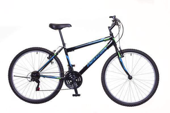 """Neuzer Nelson 18 férfi 26"""" MTB kerékpár - fekete/türkiz - 15"""