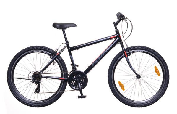 """Neuzer Nelson 30 férfi 26"""" MTB kerékpár - fekete/szürke - 19"""