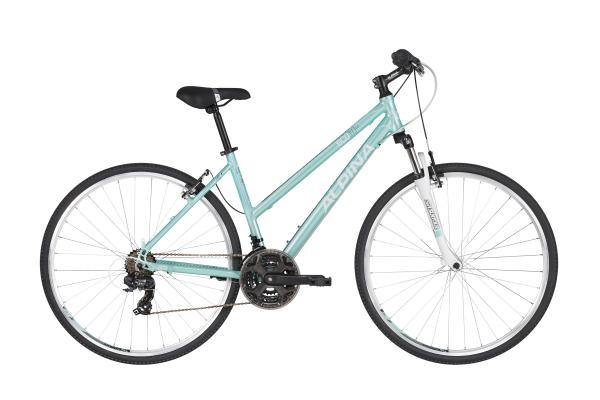 ALPINA ECO LC10 női cross kerékpár - aqua - M (2020)